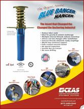 Blue Banger Hanger Product Manual