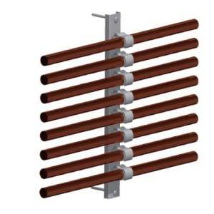 CEAS Stiffy Fig 133 Stiffy Snap Wall Rack