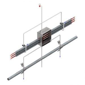CEAS Stiffy Fig 144 2-Tier Multi Stacker Support