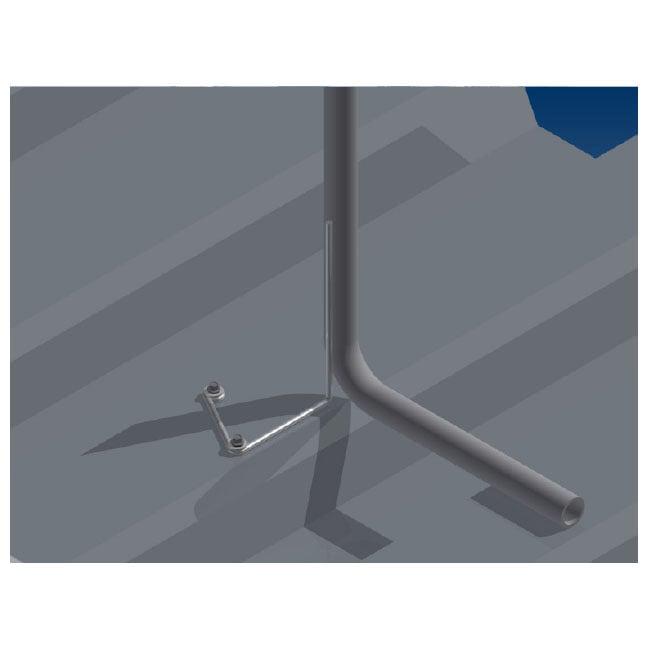 Stiffy Fig 340 Steel Deck Tree 300 Series Cast In